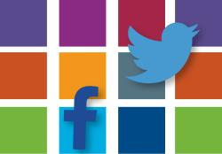 Seniorenportal bei Facebook und Twitter